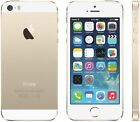 "Apple iPhone 5S- 16 32 64GB GSM ""Factory Unlocked"" Smartphone Gold Gray Silver"