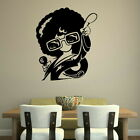 Swing - Art Wall Decal / Art Decor Sticker / Large Removable Vinyl Decal RA129