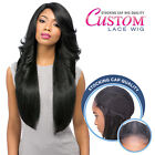 Sensationnel Stocking Cap Quality Synthetic Hair Custom Lace Wig - PERM WEDGE