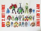Ben 10 Action Figures - Multi Listing - Discounts Available - New Stock added(A)