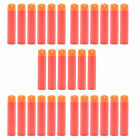30pc Foam 9.5X2cm Darts Bullet Blaster for Nerf N-Strike Elite Mega 2016 FO
