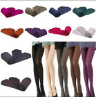 Women Thick Warm Winter Stockings Socks Stretch Tights Opaque Pantyhose GT
