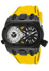Elini Barokas Genesis World Dual Time Mens Watch ELINI-20019 - Choose color