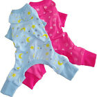 Dog Pajamas Pet Clothes Clothing Puppy Coat Cat Jumpsuit Pet Supplies ProductsAB