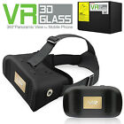 3D VR Virtual Reality Box Gear Glasses Headsets  Adjustable for Motorola Phones