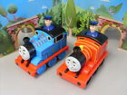 THOMAS THE TANK ENGINE AND JAMES PUSH AND GO TRAINS