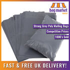Strong Grey Mailing Bags!! | Postal/Postage/Mail/Packing/Courier/Large Letter <br/> High Quality ✓ Top Rated ✓ Self Seal ✓ All Sizes ✓