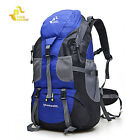 50L Outdoor Backpack Camping Bag Waterproof Mountaineering Hiking Backpacks Moll