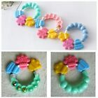 Handbel Tooth  Training Baby Care Baby Teethers Dental Care Teether Rattle