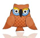 Bird Animal Owl Shape Faux Leather Handbag Cross Body Girls Ladies Women's New