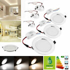 Dimmable LED Ceiling Downlight 3W 5W 7W 9W 12W 15W 18W Recessed Panel Light Cree