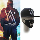 Alan Walker Music DJ Cosplay costume Sweater Faded Cap Hat Mask Uniform Party