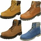 Mens Caterpillar Casual Lace Up Ankle Boots - Colorado