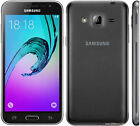 Samsung GALAXY J3 6 SM-J320FN 2016 Gold White Black Unlocked Sim Free UK Stock