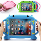 "Kids Safe Shock Proof Case Handle Cover Stand For Ipad Min/air 2/pro 10.5"" 2017"