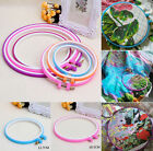 Внешний вид - Plastic Handy Cross Stitch Machine Embroidery Hoop Ring Sewing Tool High Quality