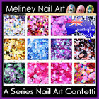 A Style Nail Art Confetti Glitter Sets Decoration Round Dot Shape party Sequins