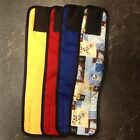 4pk Male Dog Diaper PUPPIES, YELLOW, RED, ROYAL BLUE  Belly Band Sz XS-XL NEW!
