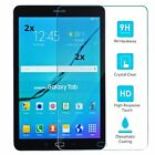 2x Tempered Glass Screen Protector Samsung Galaxy Tab 2 3 4 E A S S2 ALL Tablet
