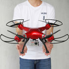 Syma X8HG X8HW 2.4G 4CH Hover Remote Control Drone with HD Camera RC Quadcopter