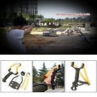 Professional Powerful Slingshot Hunting Catapult Stainless Steel Outdoor Bow Toy