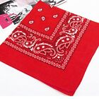 Women's fashion cotton square Bandana's head wear headbands hair accessories