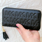 new women purse clutch leather wallet long card holder phone zip handbag retro