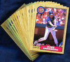 1987 O-Pee-Chee Chicago Cubs Baseball Card Your Choice - You Pick