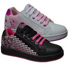 NEW GIRLS RUNNING TRAINERS SKATER NEW KIDS LADIES CASUAL SCHOOL SPORTS SHOES SZ