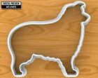 Australian Shepherd Dog Cookie Cutter, Selectable sizes