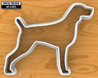 Weimaraner Dog Cookie Cutter, Selectable sizes