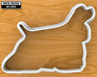 American Cocker Spaniel Dog Cookie Cutter, Selectable sizes