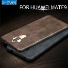 X-level Vintage PU Leather Back Cover Phone Case For Huawei Mate 9/Mate 9 pro