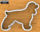 English Cocker Spaniel Dog Cookie Cutter, Selectable sizes