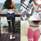 █ █ Women Gym Yoga Running Workout Fitness Exercise Leggings Pants Trousers
