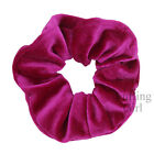 1X Velvet Scrunchies Ponytail Holder Hair Accessories Lot Elastic Hair Band