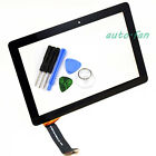 Black For ASUS MEMO PAD 10 ME102 ME102A Touch screen Digitizer Tablet Parts V3.0