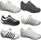 Mens K-SWISS Trainers Arvee 1.5 Lace Up Classic Shoes White New Sale Size 7-12