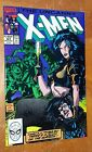 The UnCaNNY X-MeN  # 267 NM 2nd Full GaMBiT Appearance classic JiM LEE art 1990