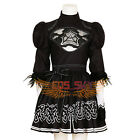 NieR:Automata  2B YoRHa NO.2 Type B Womens Cosplay Black Skirt