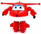 Super Wings Transforming Figur Jett Dizzy Jerome Donnie Paul Mira Grand Albert
