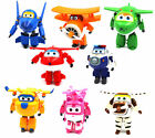 Super Wings Transforming Figur Jett Dizzy Jerome Donnie Paul