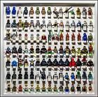 All Star Wars Minifigures Stormtrooper Darth Vader C-3po BB8  Han Solo Fits Lego $3.5 AUD