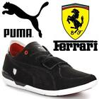 PUMA DRIVING POWER 2 FERRARI SUEDE TRAINERS RRP £90