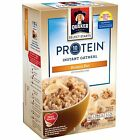 Quaker Instant Oatmeal Hot Cereal Pick N choose 6-10 Bags Per Box FREE SHIPPING