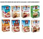 Quaker Instant Oatmeal Hot Cereal Pick N CHOOSE SET OF 2 BOXES + EASY SHIP