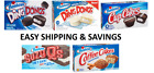 Внешний вид - Hostess Snack Products Pack of 2 Per order Donuts Cakes Pies Mix Match Cheap