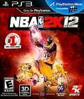 "SONY PLAYSTATION 3 ""NBA 2K12"" GAME"