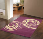 NEW EXTRA LARGE MEDIUM PATINA AUBERGINE PURPLE RUGS MATS FOR SALE ONLINE