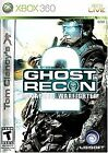 Ghost Recon Advance Warfighter 2 COMPLETE XBOX 360 Game WITH MANUAL